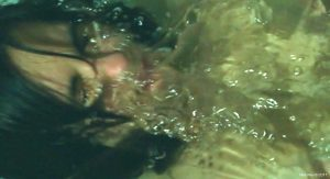 water - video still from Anguana's Ballad in Everyville project