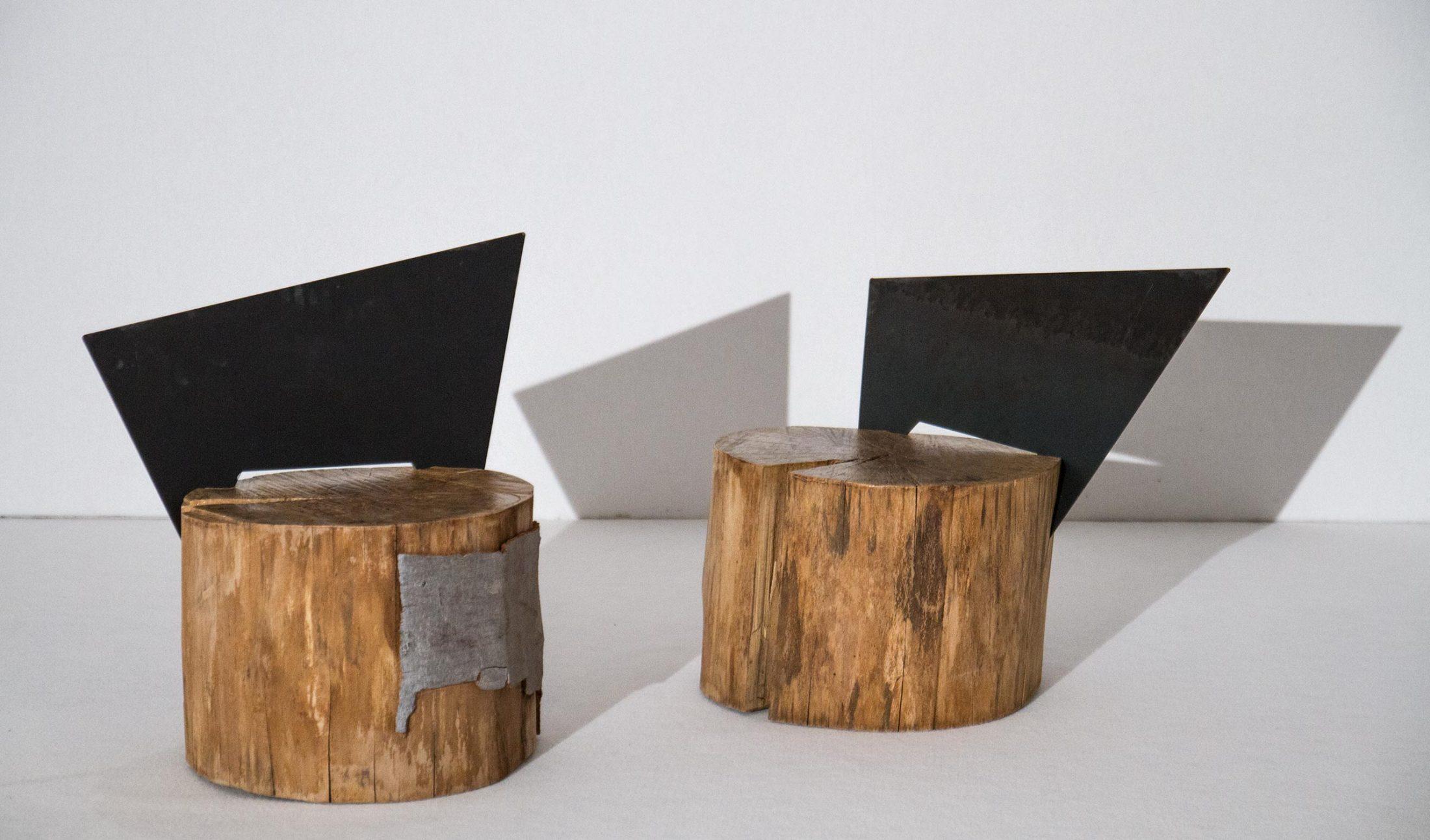 Chair concept Design Liviana Osti per Animal Spirits Concept Store