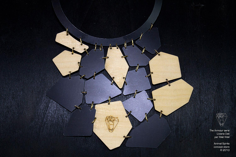 Necklace Liviana Osti per Animal Spirits
