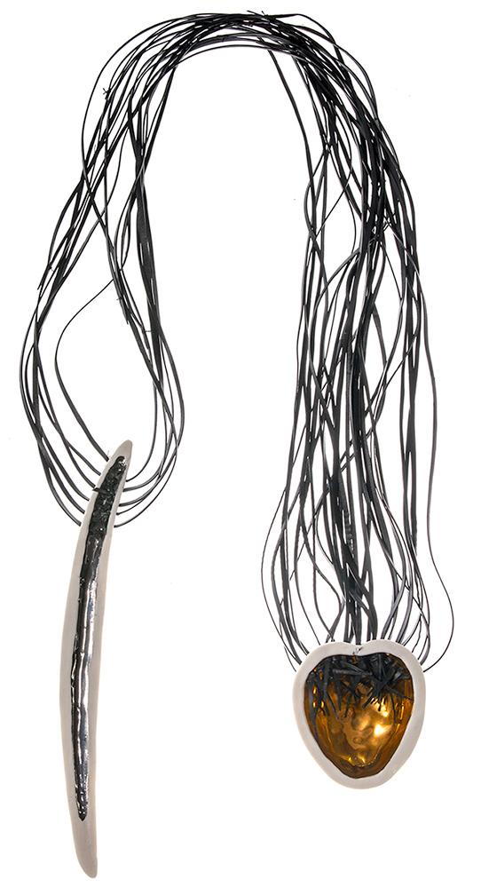 Maath feather -inner- design Anna Kiryakova per Malli Weil