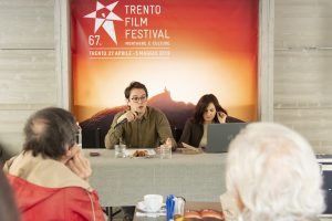 Forests recomposing Mali Weil at Trento Film Festival